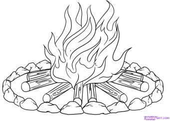 campfire-coloring-pages_372523